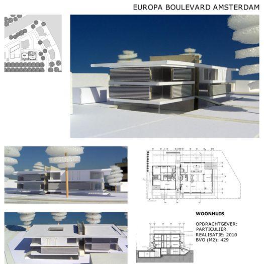 europa boulevard amsterdam