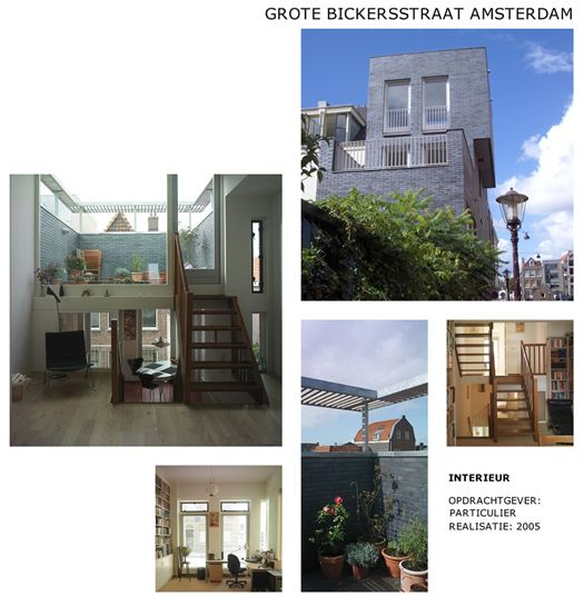 hoekp bickerstraat amsterdam