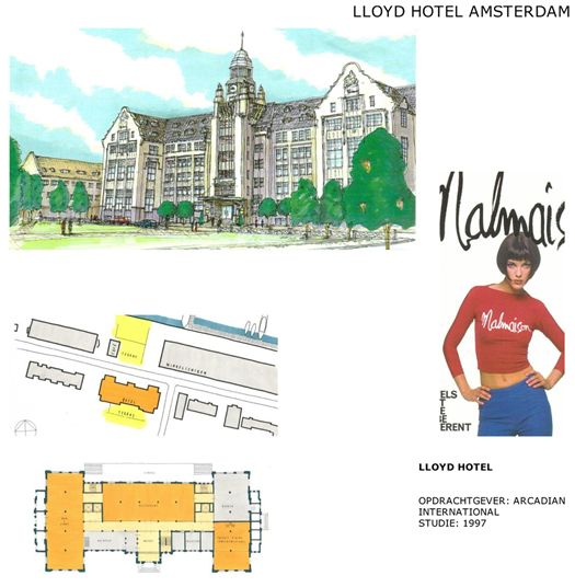 lloyd hotel amsterdam