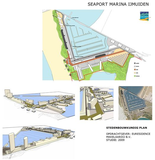 seaport marina ijmuiden